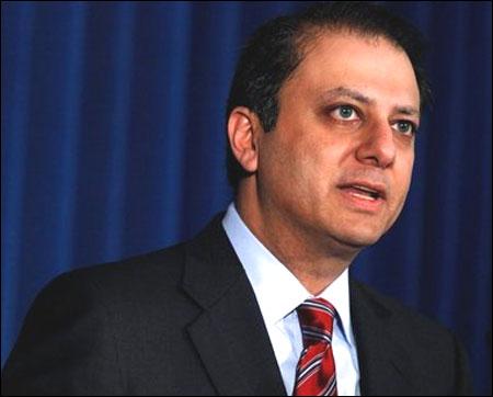 India-born top Federal prosecutor Preet Bharara.