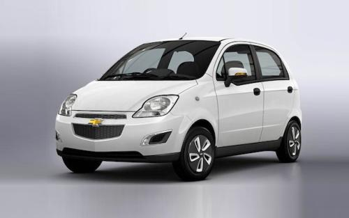 What's new in the latest Chevrolet Spark?