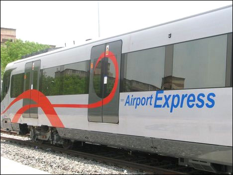 More trouble for Airport Metro Express
