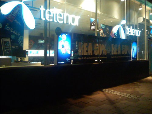 Telenor rings in new Indian partner