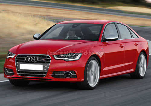 Audi S6 set to hit Indian roads soon