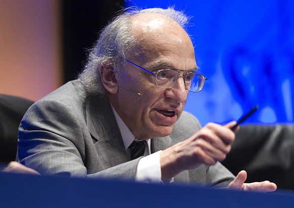 Jeremy Siegel.