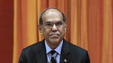 RBI Governor D Subbarao.