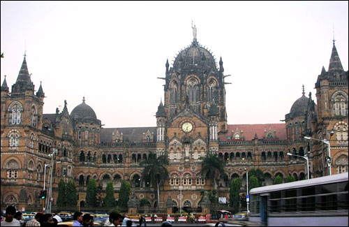 Central Railway headquarters.