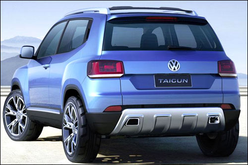 Meet Taigun, Volkswagen's mini SUV