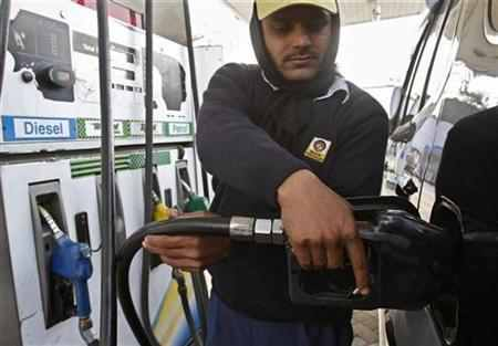 Loss on diesel sale mounts to Rs 19.26 per litre