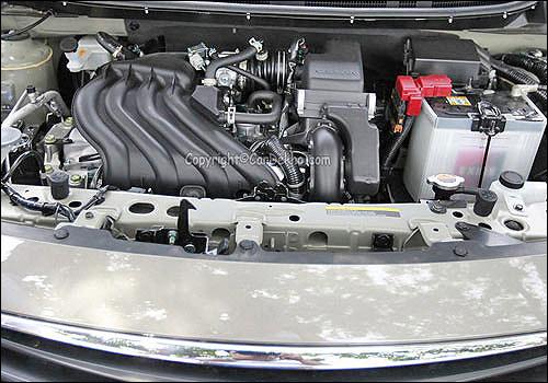 Sunny's engine.
