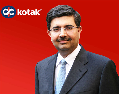 Uday Kotak, Managing Director, Kotak Mahindra Bank.
