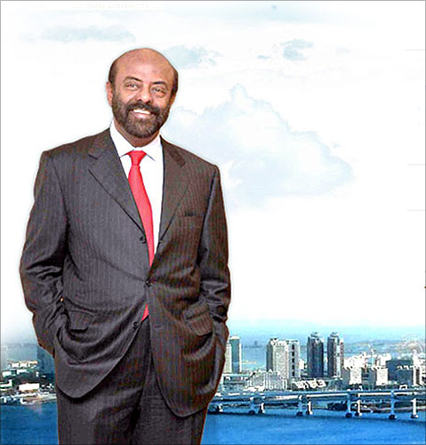 Shiv Nadar, chairman, HCL.