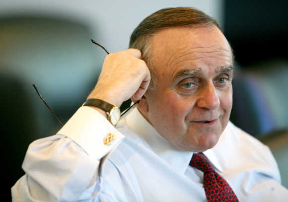 Leon Cooperman in New York.