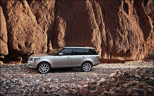 New Range Rover to be launched on September 29