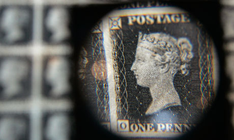 How well do you know your postage stamps?