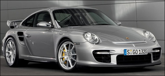 These 4 Porsches will eventually land in In