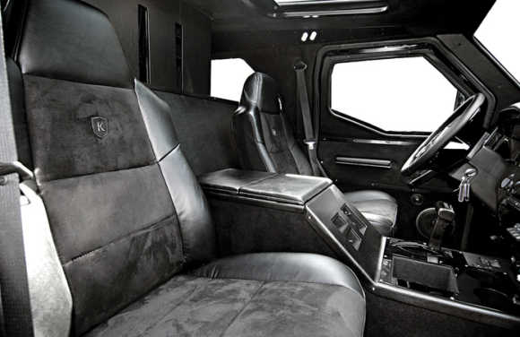 Amazing images of ultra-luxurious SUVs