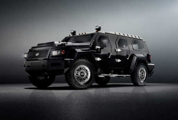 Conquest Vehicles' Evade.