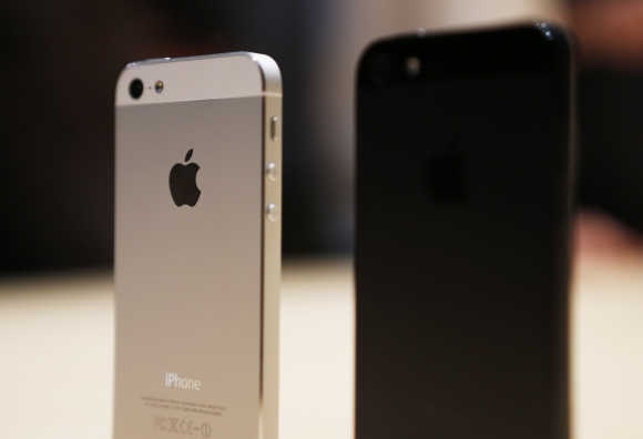 iPhone 5: Taller, thinner and better