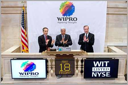 Wipro net up 24% to Rs 1,611 crore