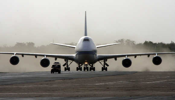 The government has allowed 49 per cent investment by foreign airlines in aviation sector.