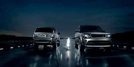 A tribute to the outgoing Range Rover