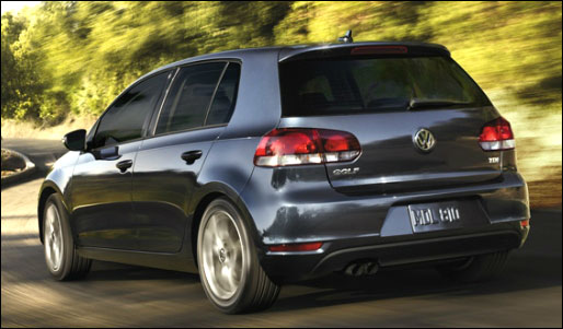 Sneak peek: The 7th generation Volkswagen Golf