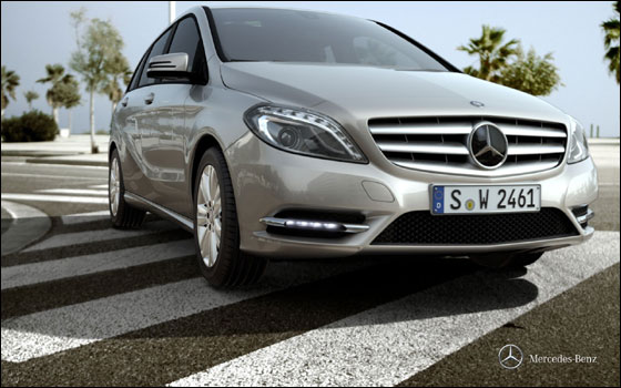 Mercedes-Benz B-Class: India's first sports tourer launched
