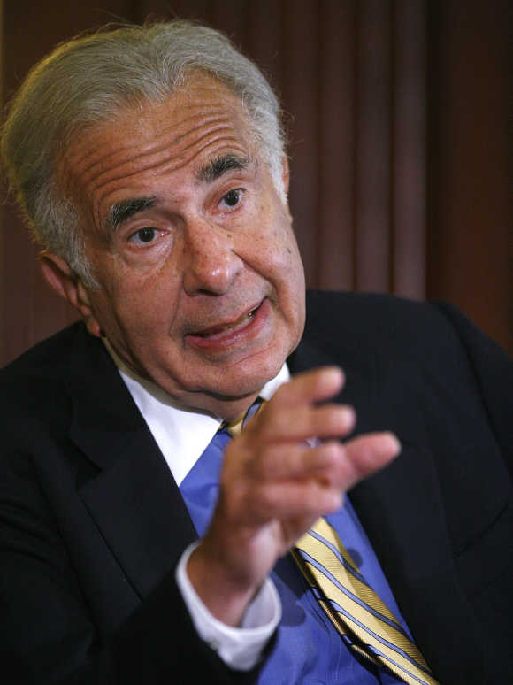 Carl Icahn.