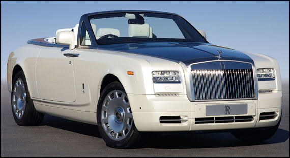 Phantom Drophead Coupe.