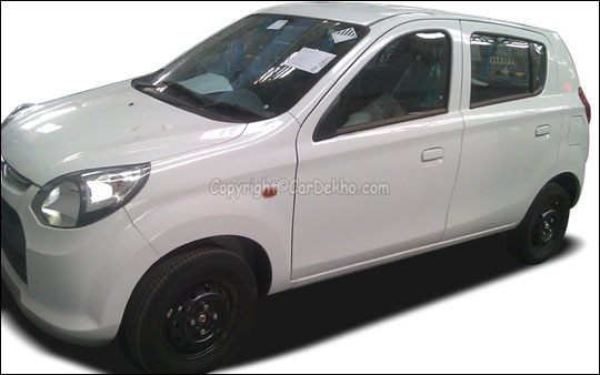 Maruti hopes to make a comeback with Alto