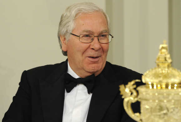 Bank of England's Governor Mervyn King.