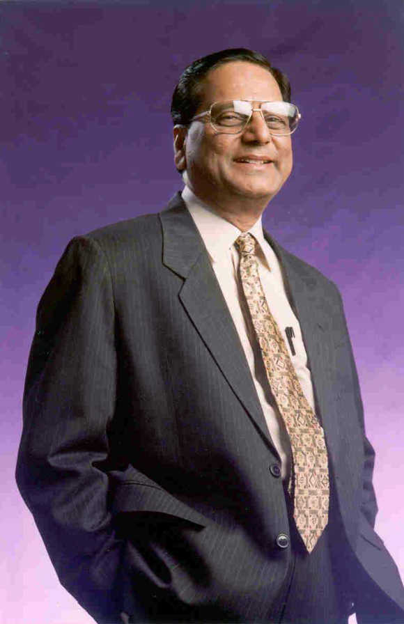 Kallam Anji Reddy, Founder and Chairman of Dr Reddy's Labs.
