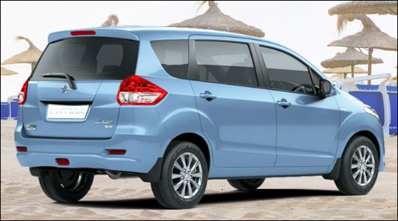Nissan Evalia and its three rivals