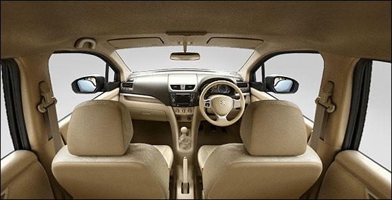 Nissan Evalia and its three rivals