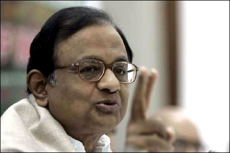 Chidambaram sharpens tax axe for the big fish