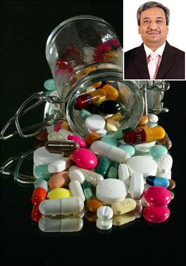 Pankaj Patel, CMD, Cadila Healthcare Ltd (inset)