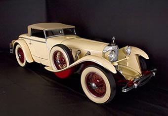 1928 Mercedes