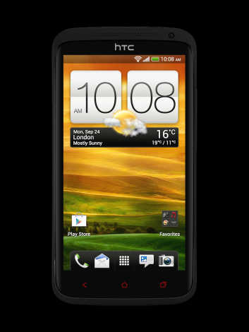 HTC One X+.