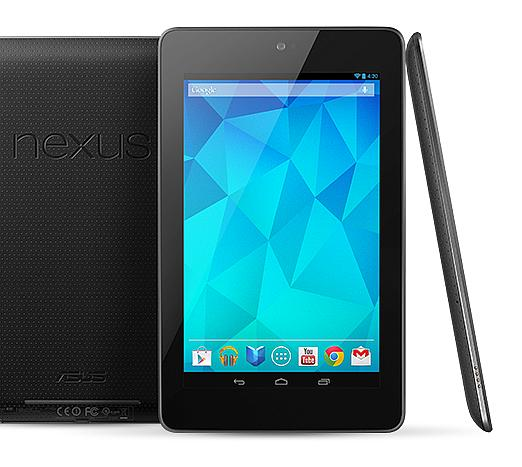 First generation Nexus 7 tablet.