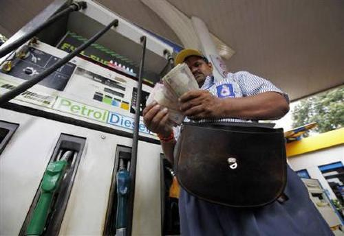 Petrol price cut by Rs 3 per litre