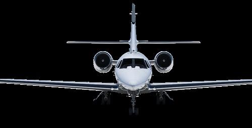 Cessna aircraft.