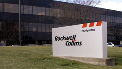 Rockwell Collins headquarters.