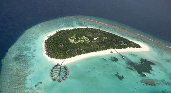 Coco Palm Dhuni Kolhu, Maldives.
