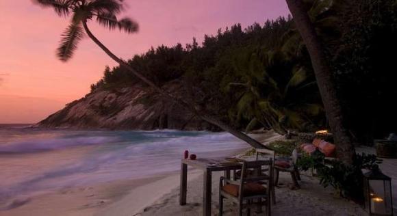 North Island, Seychelles.