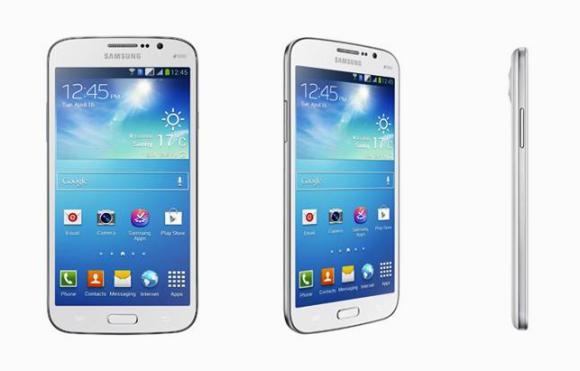 Galaxy Mega 5.8.