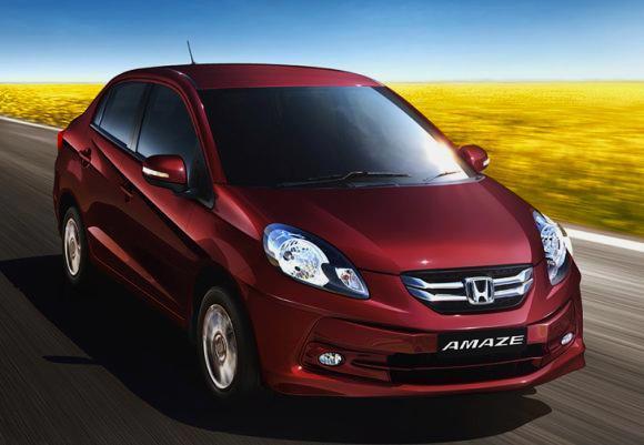 Honda Amaze.