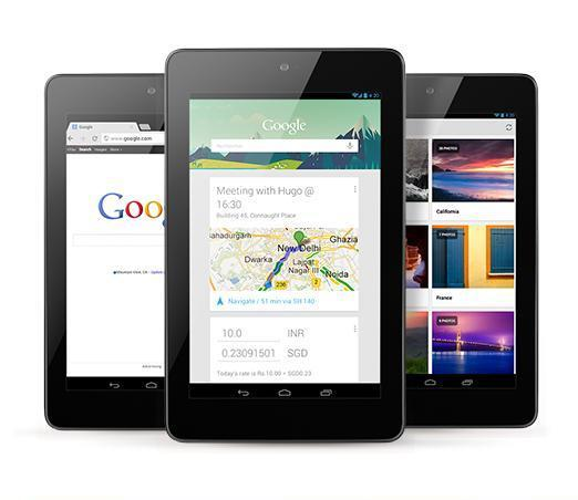 Google Nexus 7: Value for money tablet