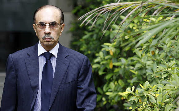 Adi Godrej, Chairman of Godrej Group, in Mumbai.