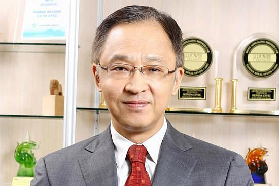 Honda Siel Cars India Chief Executive Officer and President Hironori Kanayama.