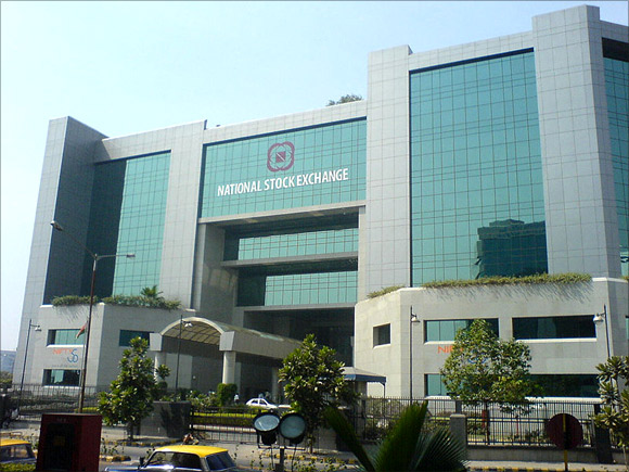 National Stock Exchange of India.