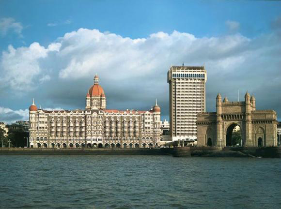 The Taj Mahal Palace, Mumbai.