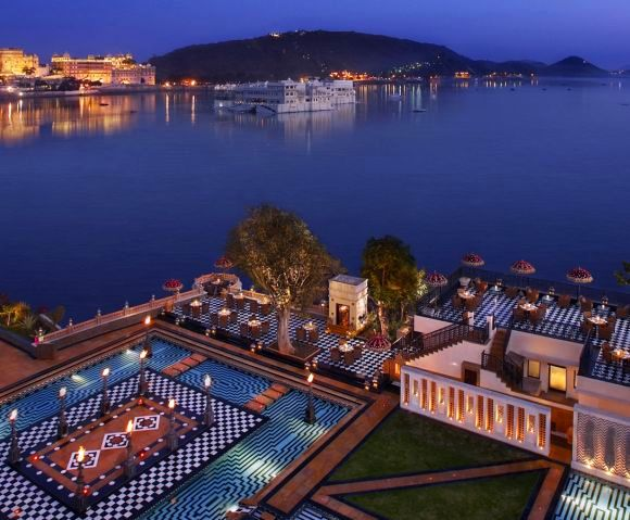 The Leela Palace, Udaipur